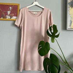 Wilfred Free Pink Dress